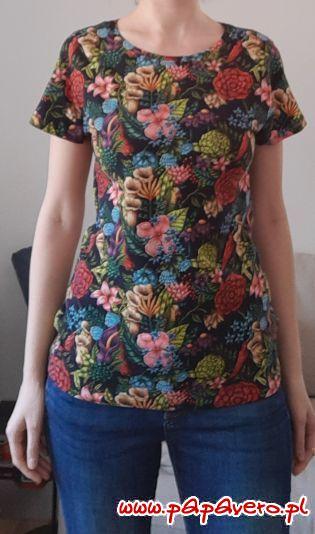 Model 1113. Kimono Agaty.